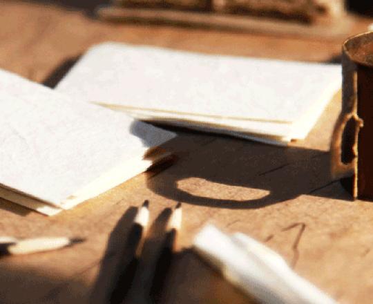 Concept Art - Court Métrage Stop Motion - Paper Art