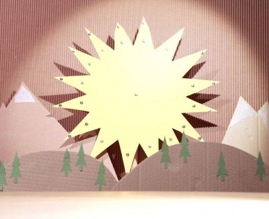 Clip Stop Motion - Paper Art - Aya Waska